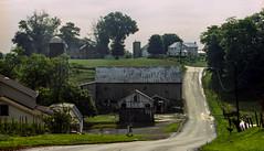 amish farm (bluebird87) Tags: barn farm amish film kodak ektar nikon f100 epson v800 dx0 c41 lightroom