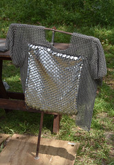2018 White Hart Renaissance Faire (Adventurer Dustin Holmes) Tags: 2018 armor medieval whitehart renaissancefair renaissancefaire renaissancefestival clothing mail chainmail armour shirt