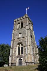 St. Etheldreda's Church, Hatfield, Hertfordshire (26/52) (Stu.G) Tags: project52 project 52 project522018 522018 29jun18 29thjune2018 29th june 2018 june2018 29thjune 29618 290618 2962018 29062018 canoneos40d canon eos 40d canonefs1785mmf456isusm efs 1785mm f456 is usm england uk unitedkingdom united kingdom britain greatbritain d europe eosdeurope st etheldredas church stetheldredaschurch hatfield hertfordshire stetheldredaschurchhatfieldhertfordshire stetheldredaschurchhatfield hatfieldchurch hatfieldhertfordshire stetheldredas stetheldredashatfield englishchurch bluesky blue sky englandflag