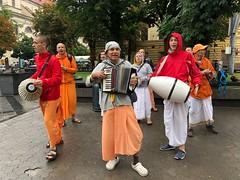 Ukraine (Lviv) Street musicians (ustung) Tags: dailylife musicians streetlife street lviv ukraine