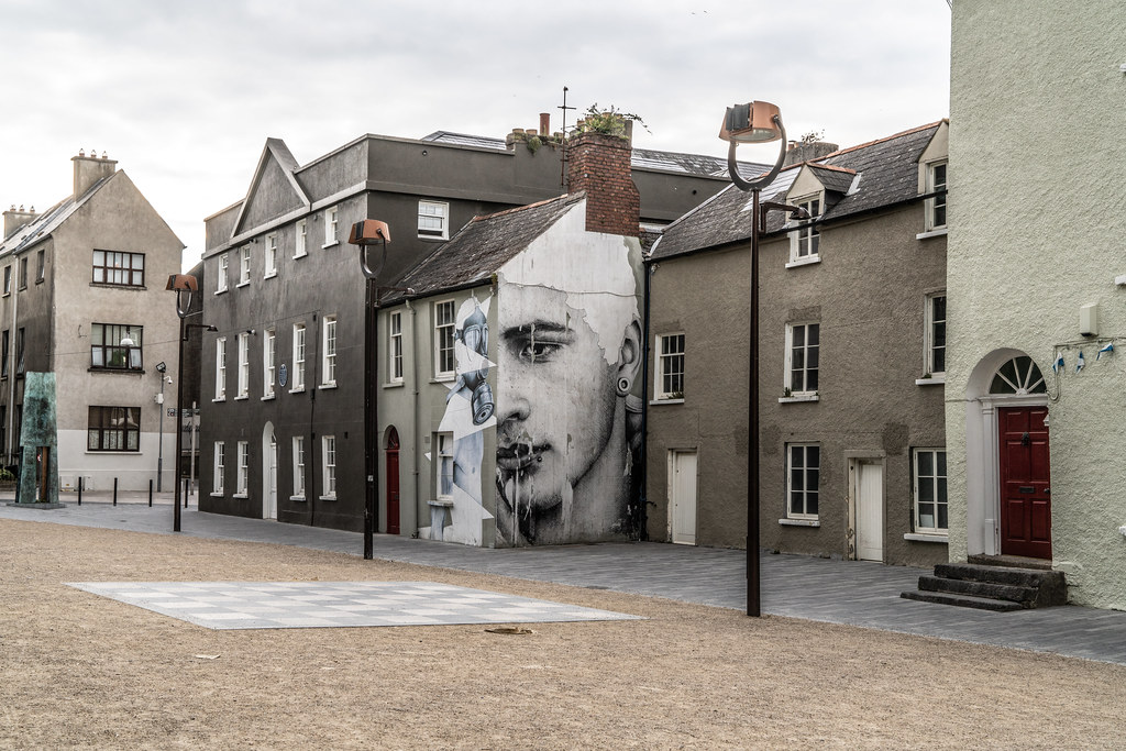 EXAMPLES OF STREET ART [URBAN CULTURE IN WATERFORD CITY]-142339