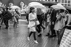 Snaking Through The Crowd (burnt dirt) Tags: asian japan tokyo shibuya station streetphotography documentary candid portrait fujifilm xt1 bw blackandwhite laugh smile cute sexy latina young girl woman japanese korean thai dress skirt shorts jeans jacket leather pants boots heels stilettos bra stockings tights yogapants leggings couple lovers friends longhair shorthair ponytail cellphone glasses sunglasses blonde brunette redhead tattoo model train bus busstation metro city town downtown sidewalk pretty beautiful selfie fashion pregnant sweater people person costume cosplay boobs