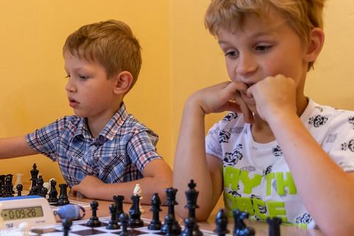 VIII Szachowe Mistrzostwa Społecznego Przedszkola Akademia Przedszkolaka-7
