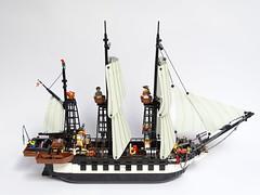 Survey Ship HMS Beagle 1831-1836 (LuisPG2015) Tags: