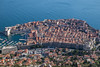 Dubrovnik Old Town aerial view (HansPermana) Tags: dubrovnik croatia kroatien hrvatska hvala oldtown fortimperial mountain hill aerialview sunset eu europe europa adriaticsea april 2018 castle got gameofthrones