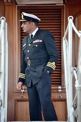 Captain (pontfire) Tags: shabab oman ii tallshipsregatta régatedesgrandsvoiliers les grandes voiles du havre tall ships races regatta 500 ans de la ville et port lehavre