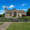 Church and Garden (Oxford Murray) Tags: oxfordmurray peaceful picturesque manor medieval nationaltrust greatchalfield garden heritage church