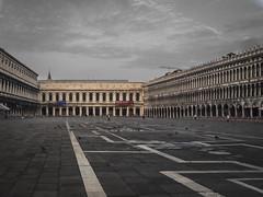 Palace Court (Kyle Brooker Photography) Tags: venice court doges palace europe architecture empty grounds italian italy saint marks basilica san marco veneto