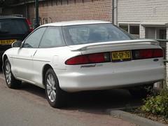 1995 Ford Probe SE (harry_nl) Tags: netherlands nederland 2018 everdingen ford probe se nggp76 sidecode5