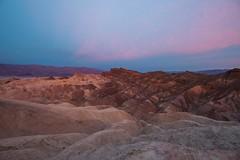 Zabriskie Point  sunrise in Death Valley (A  Train) Tags: zabriskiepoint desert mojavedesert deathvalley nikond750 nikon tamron1530mm wideangle landscape sunrise california
