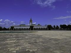 P1110189w18u Königsmoschee El Fahs in Rabat (wdeck) Tags: rabat