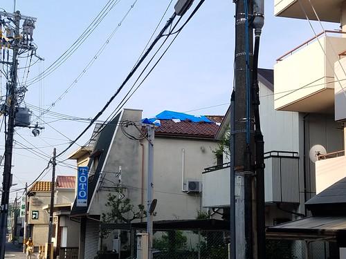 大阪地震 画像32