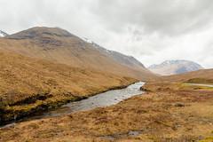 Bidean Nam Bian and the River Etive (Courtarro) Tags: bideannambian hdr riveretive scotland mountain river