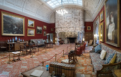 Cragside House Interior (Johnners61) Tags: cragside cragsidehouse statelyhome interior home house marble fireplace decorated northumberland olympus olympuspen pen epe microfourthirds micro four thirds mft m43 pano panorama england britain uk