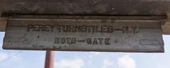 Perey Turnstiles (MarksPhotoTravels) Tags: greenvillecounty southcarolina southernbleacheryandprintworks taylors taylorsmill turnstile unitedstates