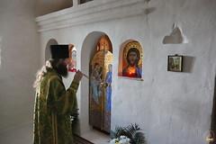 06. Рождество Иоанна Предтечи в пещерной церкви 07.07.2018