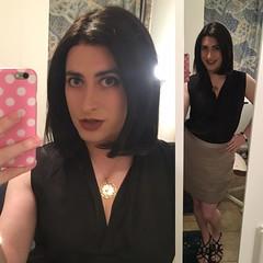 May Mayhem (SecretJess) Tags: crossdress cd crossdresser lgbt genderfluid gurl girly tgirl trans transvestite tg femme bigender girlslikeus
