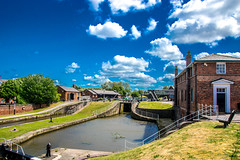 National Waterways Museum (Tony Shertila) Tags: england tonysherratt architecture boatmuseum britain buildings canal copywrite ellesmereport europe narrowboat outdoor transport wirral ©2018tonysherratt unitedkingdom