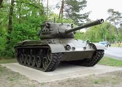 "Kampfpanzer M47 ""Patton"" (michaelausdetmold) Tags: panzerfahrzeug panzer m47 kampfpanzer bundeswehr armee militär"