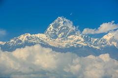Machhapuchhre (RunningRalph) Tags: machhapuchhre mountain nepal sarangkot pokhara westerndevelopmentregion np
