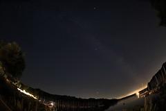 Am Halterner See (uwe1904) Tags: halternamsee nrw deutschland d citylights himmel landschaft nachtaufnahmen nachtfotografie pentaxk1 pottleuchten uwerudowitz