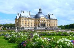 Palacio Vaux-Le-Vicomte, Francia (eustoquio.molina) Tags: palacio castillo vauxlevicomte francia