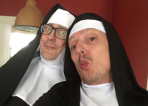 Sister Devine Revelation Sister Clementia Maculanda