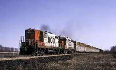 The Crew was Probably Grumbling (ac1756) Tags: sooline soo emd gp9 400 911 troutlake michigan