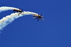 DSC_0648_002 (Gobbledeek) Tags: wales national airshow 2018 air show walesnationalairshow aerosuperbatics wing walkers aerosuperbaticswingwalkers wingwalkers