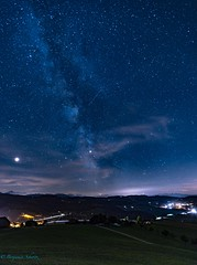 Perseid and Milkyway (Benjamin Schwitz) Tags: ngc nightphotography explore outdoor myemmental emmental sonya7iii sonyalpha sonyswitzerland schweiz switzerland visitswitzerland milkyway mars perseid myswitzerland