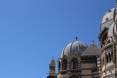 (Karsten Fatur) Tags: marseille france sky church architecture history europe travel travelphotography city french