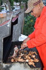 DSC_3945 Pela Zimbabwean Braai aka Barbecue Bush Hill Park London Borough of Enfield Delicious Rabbit Meat and Chicken (photographer695) Tags: pela zimbabwean braai aka barbecue bush hill park london borough enfield rabbit meat delicious chicken