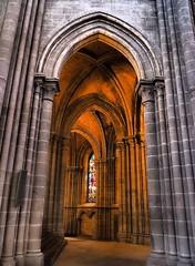 Cathedral of Notre Dame of Lausanne (M_Strasser) Tags: cathedralofnotredameoflausanne cathedral lausanne olympusomdem1 olympus switzerland schweiz suisse svizzera