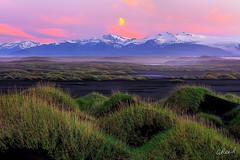 In The Still Of The Night (Aaron Reed Photography) Tags: vestrahorn black sand iceland moonlight aaronreedphotography aaronreedphotographer aaronreedacrylicfacemountprints aaronreedmetalprints aaronreed