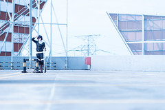 Yato (bdrc) Tags: 85mm a7iii alpha alphauniverse asdgraphy cosplay f18 fullframe girl mall noragami paradigm parking people portrait prime relyss rooftop sel85f18 sony sonyalpha sonyimages sonyphotography space yato