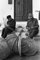 Italian Fisherman, Gallipoli (antonio.secondo) Tags: minolta pancro analog analogphoto berggar blackandwhite film filmphotografy landscapes italy fisherman
