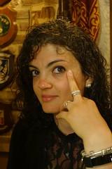 DSC00185 (kriD1973) Tags: europe europa italia italy italien italie venezia venice venise venedig veneto ristorante anticasacrestia restaurant restaurante dinner cena abendessen dîner beautiful beauty bella belle bellezza carina charmante charming chica cute donna femme fille frau girl goodlooking gorgeous guapa gutaussehend hübsch jolie lady leute mädchen mignonne mujer people persone personnes ragazza schön schönheit tunesierin tunisian tunisienne tunisina woman