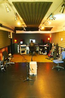 In uno studio di registrazione - In a recording studio