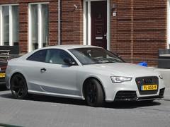 2011 Audi RS5 (harry_nl) Tags: netherlands nederland 2018 utrecht audi rs5 coupé pl855r sidecode9