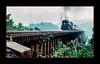 TP 610 (2-10-4) Leaving Ciincinati Behind (BobWilcox) Tags: excursion 2104 downloads scancafe 610 tp passengertrain fog ky sou ludlow kentucky unitedstates us