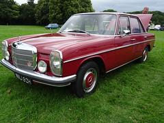 1970 Mercedes Benz 220 (Neil's classics) Tags: vehicle car 1970 mercedes benz 220 w114
