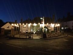 The Vine (My photos live here) Tags: goudhurst kent england pub the vine church road night dark lights