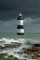 Penmon Point- (Mike Blythe) Tags: llanberis lakes lighthouses llynpardon lonetree mountains penmon snowdonia steamtrains wales washhouse