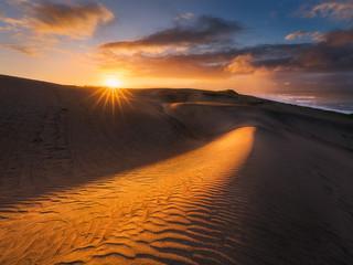 Spine of Sand