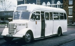 "O.R Williams & Sons of Waunfawr, operating as ""Whiteway"" (Martin Pritchard) Tags: whiteway coaches buses waunfawr caernarfon bedford gwynedd north wales"