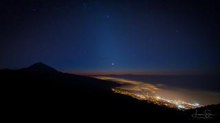 Twilight Teide