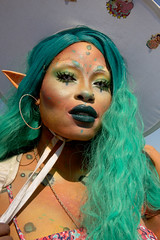 Mermaid Parade 2018 (slightheadache) Tags: 2018 brooklyn coney coneyisland mermaid mermaidparade mermaidparade2018 nyc newyorkcity parade party heirofglee