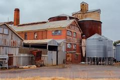 Flour Mills. (Ian M's) Tags: mills victoria vsco