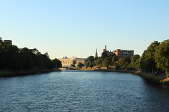 River Ness (Gazwoz1976) Tags: canon1300d riverness river water inverness scottish scotland