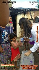 Sthapana Divas Horizontal011 (narfoundation) Tags: proudnar narfoundation food donation ngo mumbai india miteshrathod sthapanadivas social work povert no1